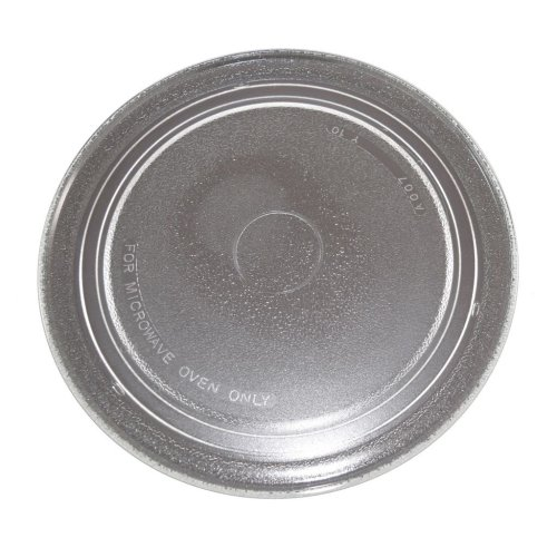 Microwave Glass Turntable 272mm Flat Fits Whirlpool Universal