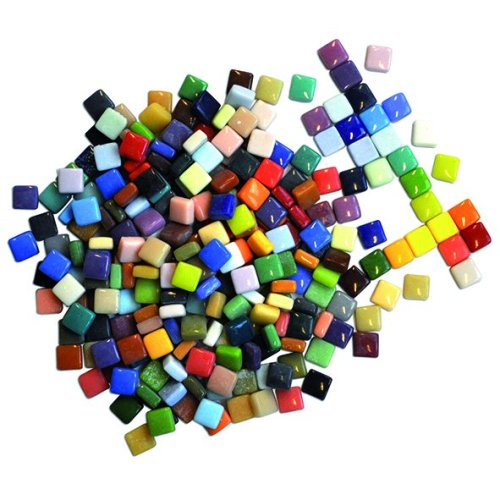 * Playbox - Mosaic Mix - 11 X11mm - 300 Pcs -  pbx2470746 playbox mosaic mix 11 11mm 300 pcs