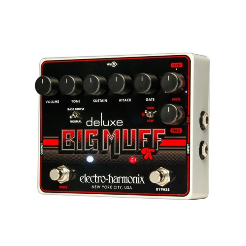 Electro Harmonix Deluxe Big Muff Pi Effects Pedal