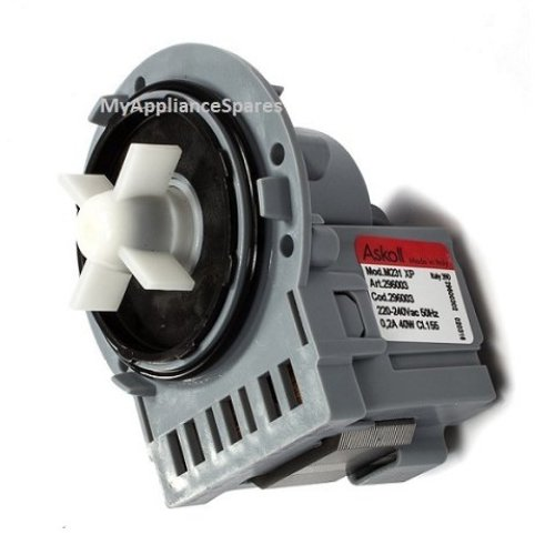 Universal Drain Pump To Fits Samsung, LG, BEKO, Zanussi and Indesit