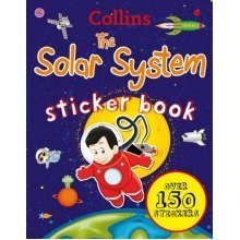 Collins Sticker Books: Collins Solar System Sticker Book