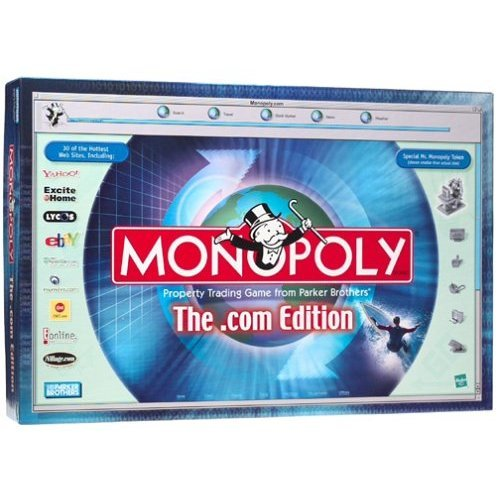 Monopoly The Dot .Com Edition