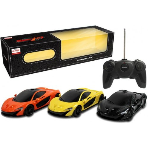R/C 1:24 Mclaren P1 Radio Controlled Car - 1 Supplied, Colour May Vary