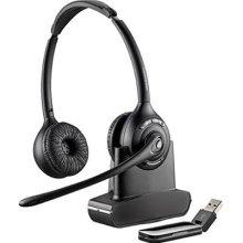 Plantronics Savi W420A-M Binaural Over Head DECT Headset