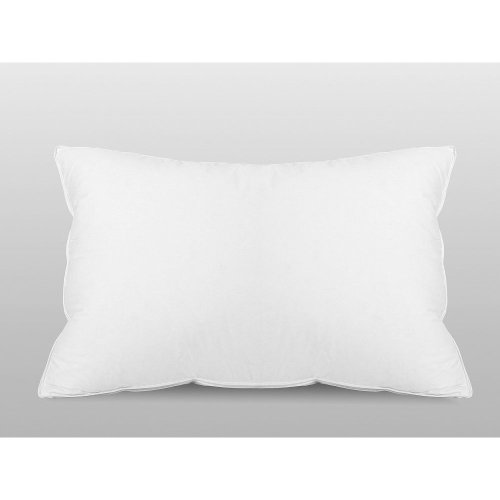 Down Pillow - Feather Pillow - Back - Feathers - 50x70cm - EVEREST