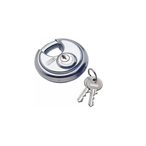 Padlock - 70mm - Closed Shackle