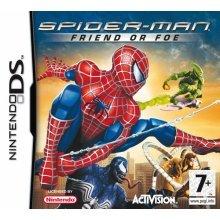 Spider-man: Friend or Foe (Nintendo DS)