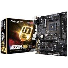 Gigabyte Ga-ab350m-hd3 Amd B350 Socket Am4 Motherboard