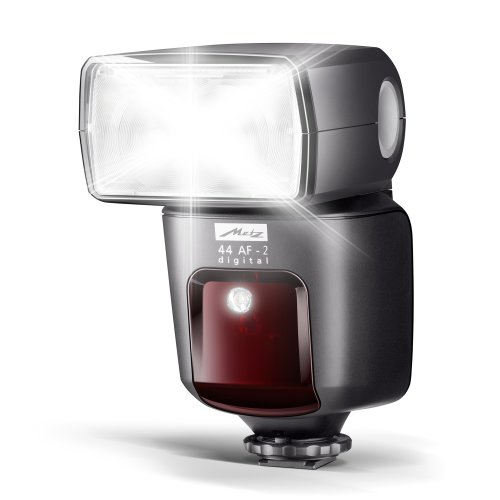 Metz 44 AF-2 Digital Flashgun For Olympus/Panasonic Cameras