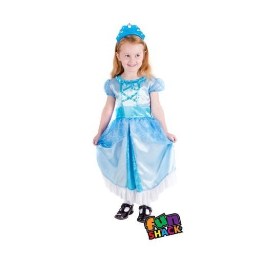 Princess Ocean - Toddler Fancy Dress Fairy Tale Book Day Girls Infant Costume - ocean princess toddler fancy dress fairy tale book day girls infant  sc 1 st  OnBuy & Princess Ocean - Toddler Fancy Dress Fairy Tale Book Day Girls ...