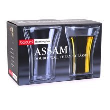 Bodum Assam Double Wall Glasses Set of 2