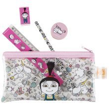 Despicable Me 3 PVC Filled Pencil case Girls