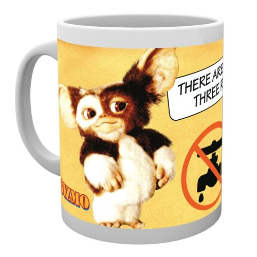 Gremlins Three Rules Mug