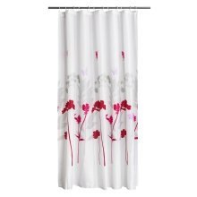 12 Hook Meadow Design Shower Curtain
