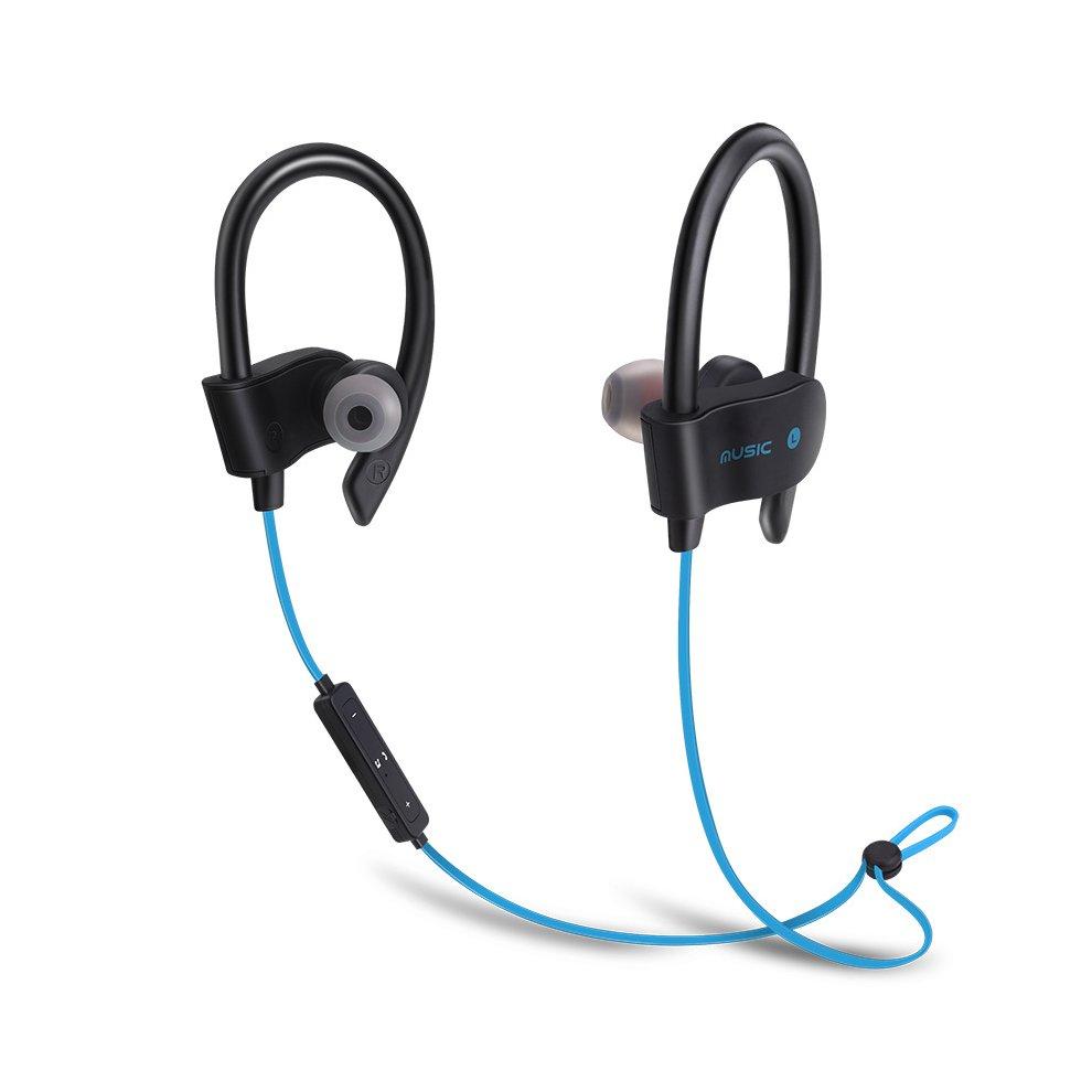 56s wireless bluetooth headset earhook sports headset
