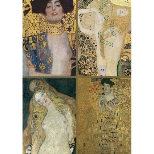 Piatnik Gustav Klimt Collection Jigsaw Puzzle (1000 Pieces)