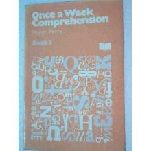 Once a Week Comprehension: Bk. 3