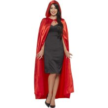 Hooded Red Riding Hood Vampire Cape