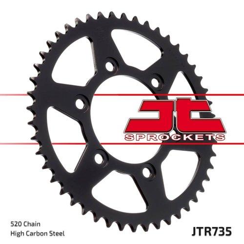 40 tooth steel JT rear sprocket Ducati Monster Supersport 851 888 907