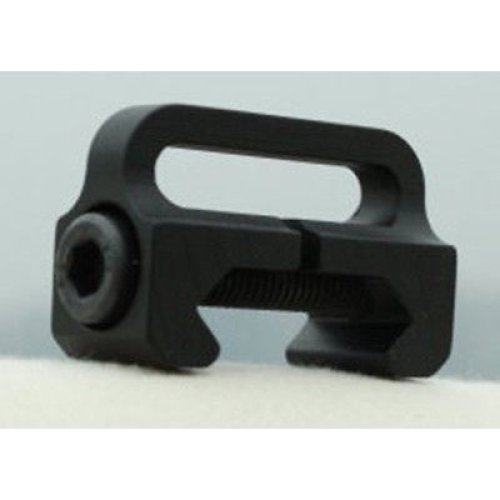 Airsoft Swivel Single Point Qd Rail Sling Black  Ab173
