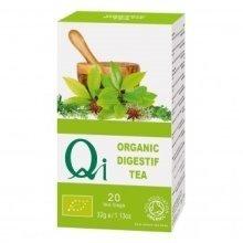 Qi Teas - Organic Digestif Oolong Tea 20 Bag