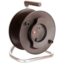 AS–Schwabe 12221Devices Empty Cable Drum 285mm Diameter, Empty for approx. 50m Cable Outdoor