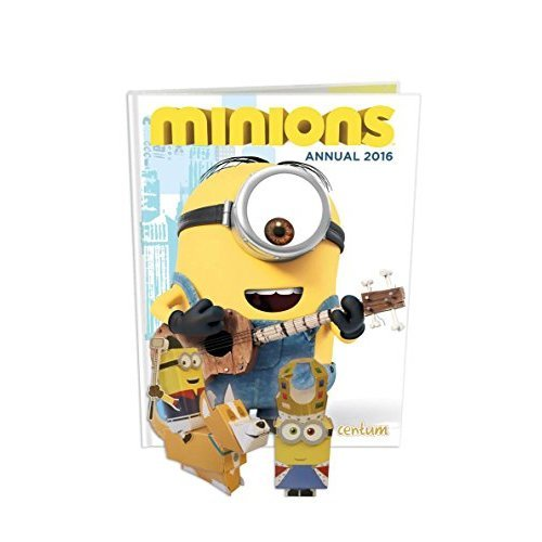 Official Minions Movie Annual 2016 (Annuals 2016)