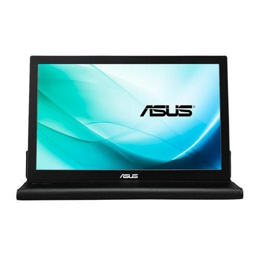 ASUS MB169B+ 15.6  Full HD LED Black, Silver computer monitor