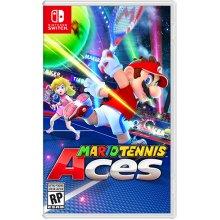 Nintendo Mario Tennis Aces, Switch Basic Nintendo Switch video game