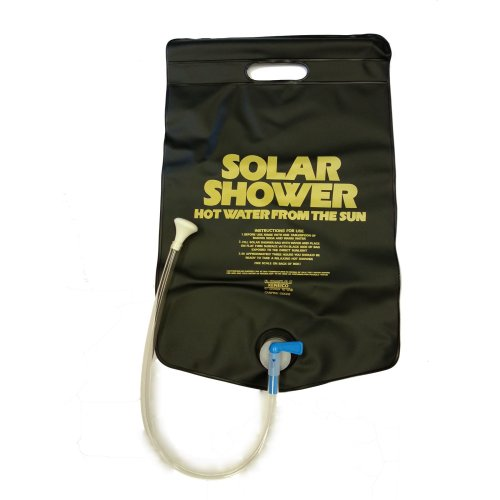 New Solar Hot Shower Camping Fishing Army Shower