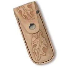 Large Knife Sheath Design Kit - Diy Your Own Leathercraft Tandy Leather 4106-00 - Large Knife Sheath Kit Diy Design Your Own Leathercraft Tandy