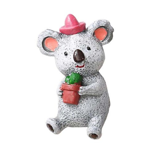 1 PCS Resin Fridge Magnet Kitchen Refrigerator Magnet Australia Series Cute Koala - 05