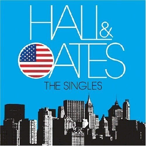 Hall and Oates - the Singles [CD]