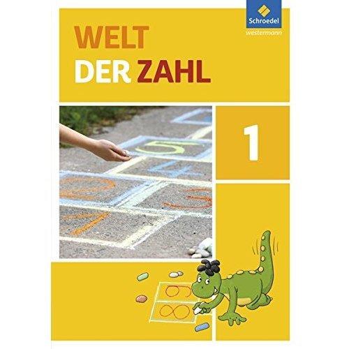 Welt der Zahl 1. Schülerband. Allgemeine Ausgabe: Ausgabe 2015