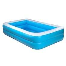 Wild And Wet Jumbo Oblong Paddling Pool -  wild wet jumbo oblong paddling pool