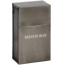 Antique Pewter Matchbox/vesta -