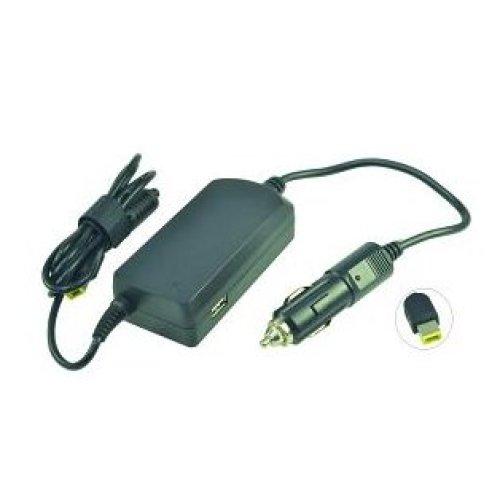 2-Power CCC0729G Auto 45W Black power adapter/inverter