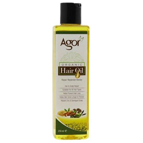 Agor Organic Hair Oil | Hair & Scalp Treatment Oil