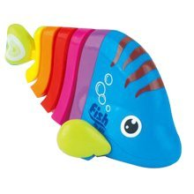 Wind-up Toy Toy Fish Erythrinus Educational Toy Lovely Toy Fish Blue