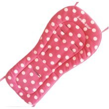 Waterproof Double-used Thicken Baby Strollers Mat Stroller Seat Liners -Pink