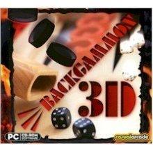 Casualarcade Games BACKGAMMON3D Backgammon 3D