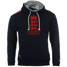 ECB England Cricket Large Logo Hoodie
