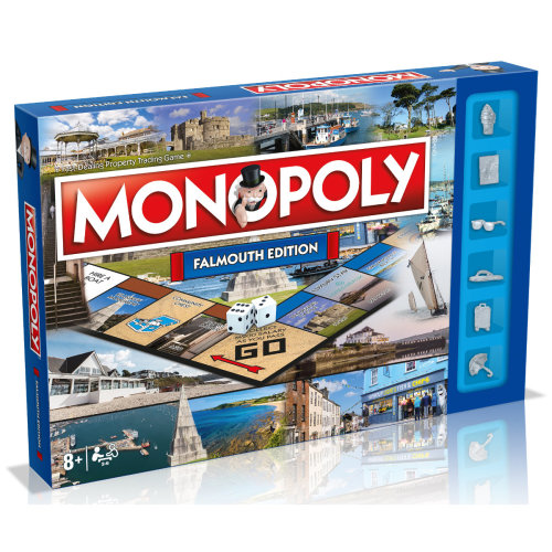 Falmouth - Monopoly Board Game