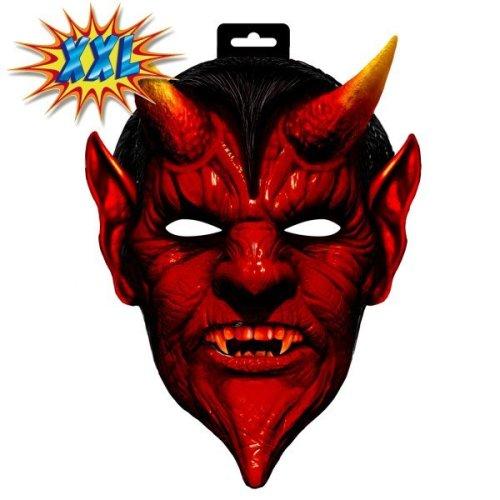 Mask Eva Devil With Elastic XXL