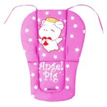 Soft Thicken Baby Strollers Mat Stroller Seat Liners - Pink Pig