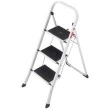 Hailo Folding Stepladder K20 3 Steps 105 cm 4397-901