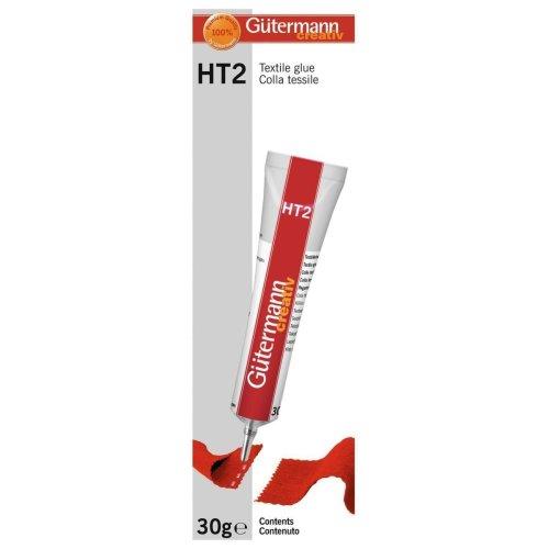 Gutermann HT2 Textile Glue - 30g Tube