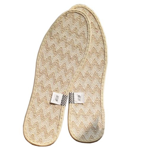 4 Pairs of Healthy Breathable Insoles Deodorant Shoes Inserts Shoe Cushions for Men/Women, J