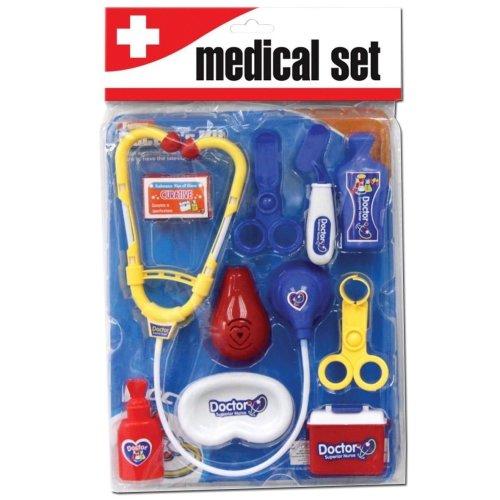 Doctor's Medical Set Dressing Up Pretend Doctor's Kit Make Believe