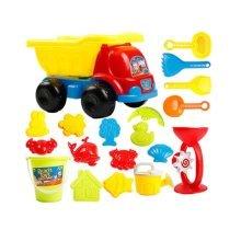 Children Beach Toys Play Sand Tools-20/Economic Car